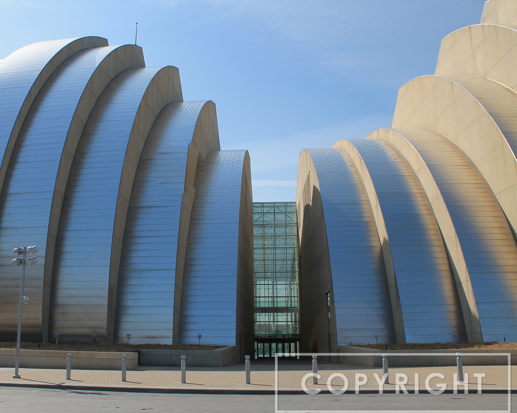 From the Kauffman Center of Performing Arts 1